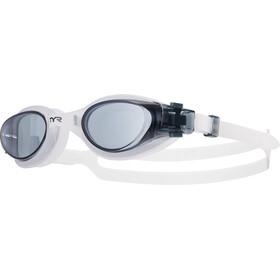 TYR Vesi Svømmebriller Herrer, smoke/white